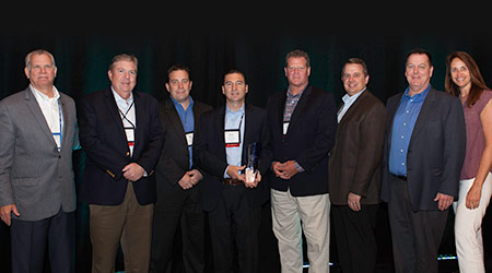 Impact Products Receives Growth Award