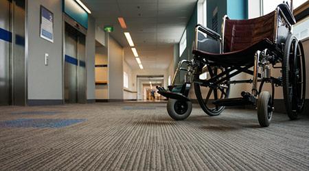 Hospital Facility Service Technology Boosts Efficiency