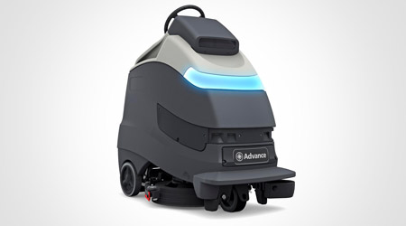 Advance Autonomous Scrubber/Dryer Wins Best Product Award