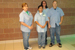 Rosa, Consuelo, Michelle and Wayne are four of the hardworking custodians at Smith Junior High, just one school in the Mesa Public School District.<br />