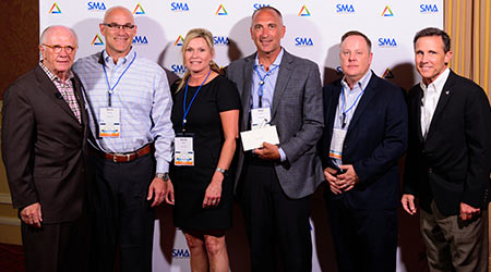 Deb Group Receives Two Navigator Awards from SMA
