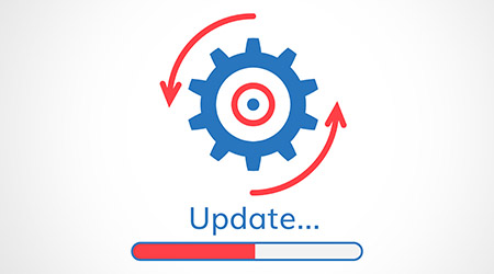 update application progress icon upgrade software loader