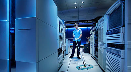 Tackling Contamination In Data Centers