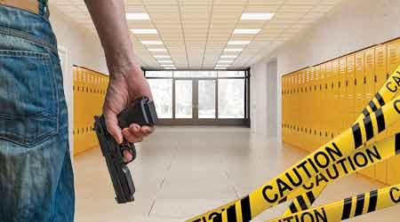 school shooter