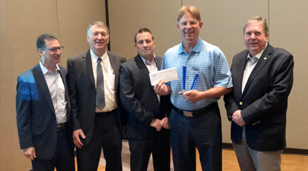 Impact Products Names Manufacturer's Rep Award Winners