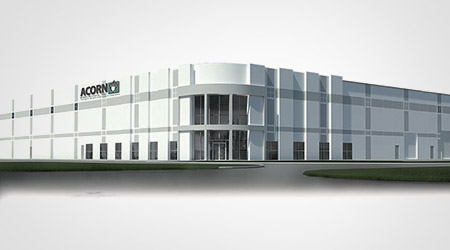 Acorn Distributors Announces Move to Columbus, Ohio