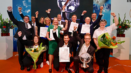 Innovative Product Winners Announced In Amsterdam