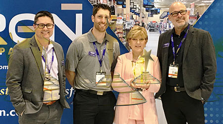 Armstrong Names Linron Flooring Recycler of the Year