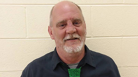 Cincinnati Custodian Sweeps Up Janitor Of The Year Title
