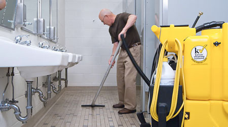 CASE STUDY: Machines Help Keep Iowa Schools Spotless