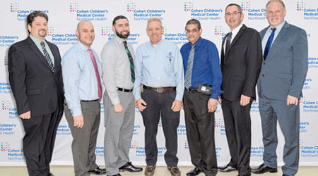 National Hygiene Specialist Excellence Award Recognizes Juan Diaz – Environmental Services Lead, Cohen Children's Medical Center/Northwell Health