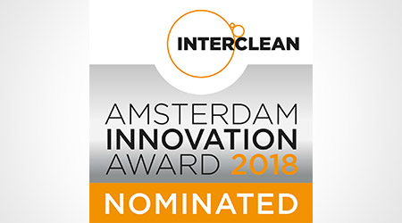 logo for interclean innovation award nominee