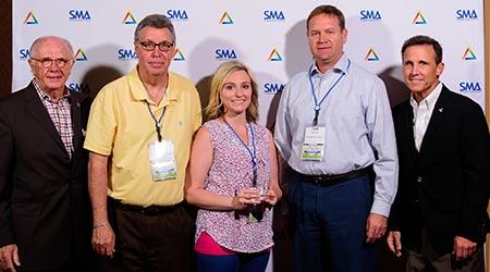 Iowa-Des Moines Supply Earns National SMA Navigator Award