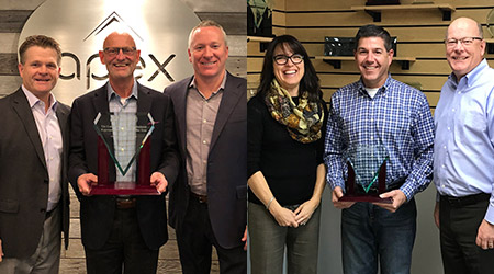 ProTeam Announces 2017 Rep Award Winners
