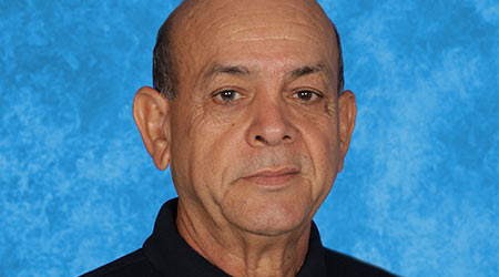 Miami Custodian Finalist For Janitor Of The Year