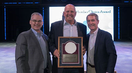 Spartan Chemical Named 2018 Member Choice Award Winner