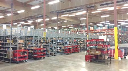 Motion Industries Opens New Distribution Center