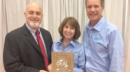 Nyco Products Company Receives 2018 DEAL Award