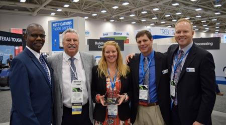IEHA Recognizes Spartan With Executive Director's Award
