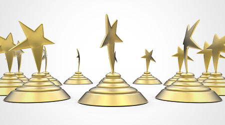multiple golden star awards