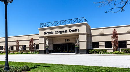 The Toronto Congress Centre