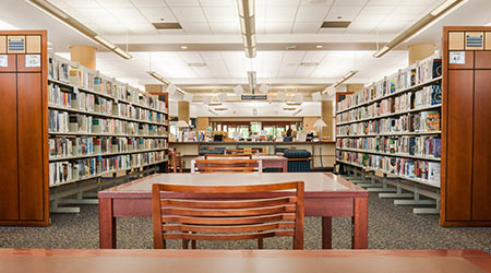 Chicago area public libraries sale old books at discounted price to promote reading