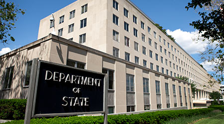 U. S. Department of State Headquarters