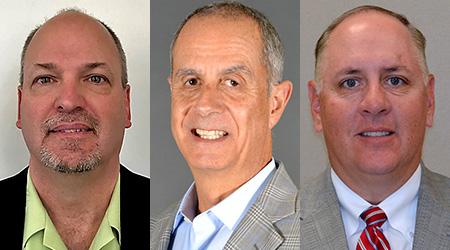 headshots of three male individuals