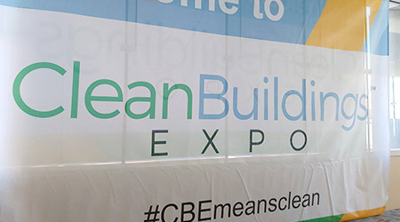 Clean Buildings Expo Thrives In Debut