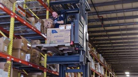 SupplyDen employee