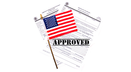 US Citizen Ship application