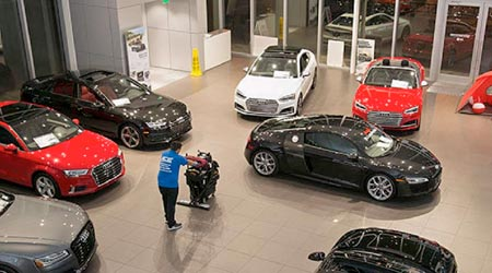 CASE STUDY: Creating Positive Impressions With Floor Equipment