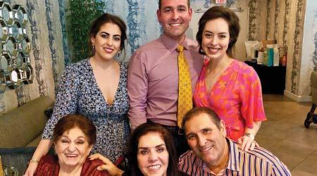 Barrios Family