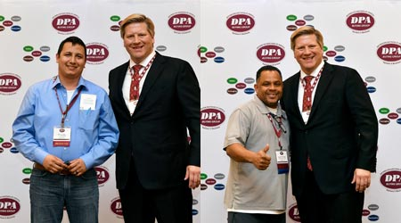 DPA Recognizes Member Milestones