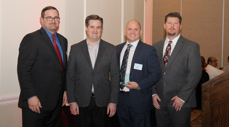 Empire Paper Company Names Spartan Rep Vendor Representative Of The Year