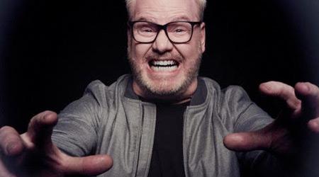 Comedian Jim Gaffigan