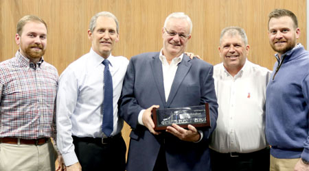 Spartan Chemical Named 2018 Service Excellence Vendor Of The Year