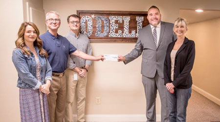 O'Dell Corporation Continues Providing School Supplies For Ware Shoals Primary