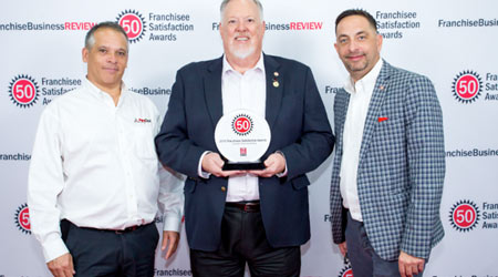 PuroClean Achieves Several Top Franchise Awards