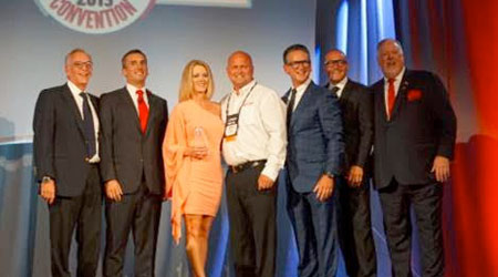 Top Franchise Owners Honored During PuroClean International Convention