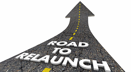 Road to Relaunch Start New Business Launching