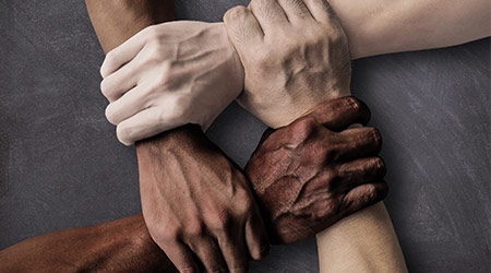 Union Teamwork Inclusiveness Inclusive Company Inclusive Society