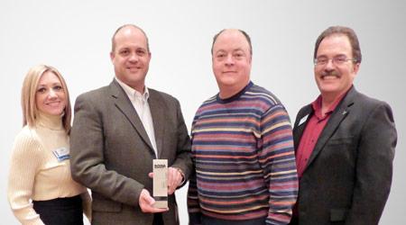 WAXIE Sanitary Supply Earns Local, Regional TOBY Award