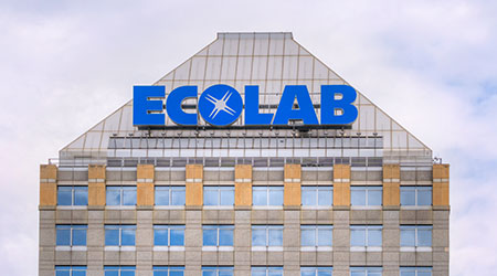 Ecolab headquarters in st. paul, minnesota