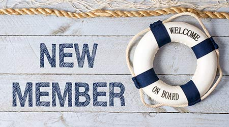 New Member - Welcome on Board
