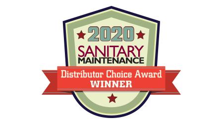 Distributor Choice Award logo