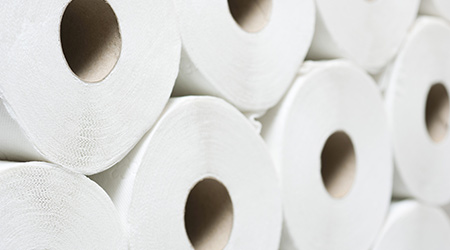 Armed gang steals toilet rolls in panic-buying Hong Kong