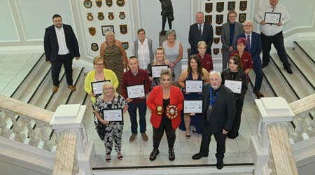 Aramark recognizes winners at BICSc Awards Ceremony