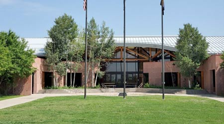 Southern Ute Earns Accredited Healthy Building Status