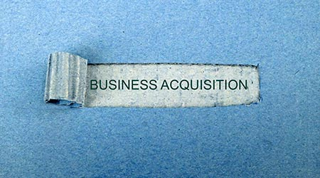 business acquisition